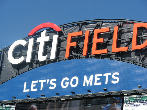 Mets To Unveil New Larger High-Def Scoreboard At Citi Field