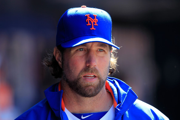 On Second Thought, Dickey Will Not Be Used On Short Rest