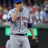 Mets Fall To Nats 5-3 For Third Straight Loss