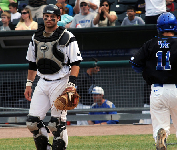 Mets Select Purdue Catcher Kevin Plawecki With 35th Overall Pick