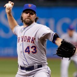 Will Dickey Stop The Mets Second Half Slide Today Against The Nats?