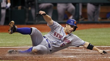 K-New Blasts Two Homers As Mets Top Rays 9-6 To Complete Sweep!