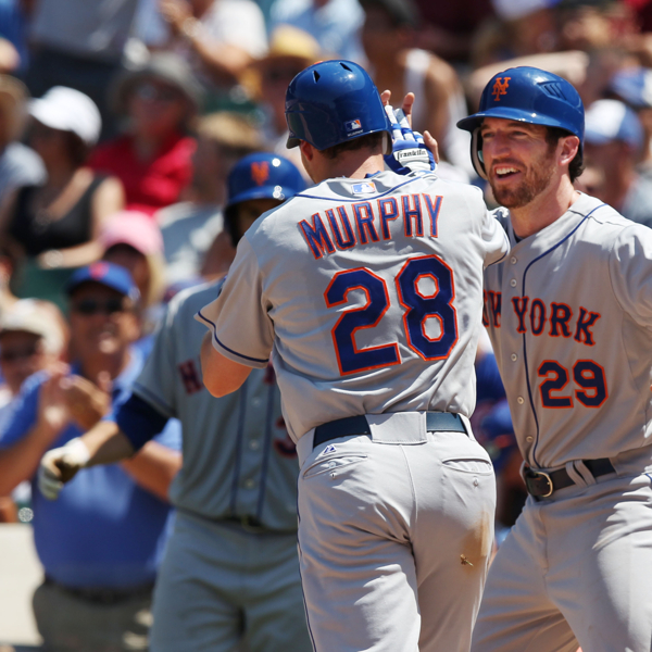 Offensive Explosion, Mets Beat Cubs 17-1
