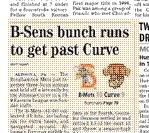 BSens Article Header