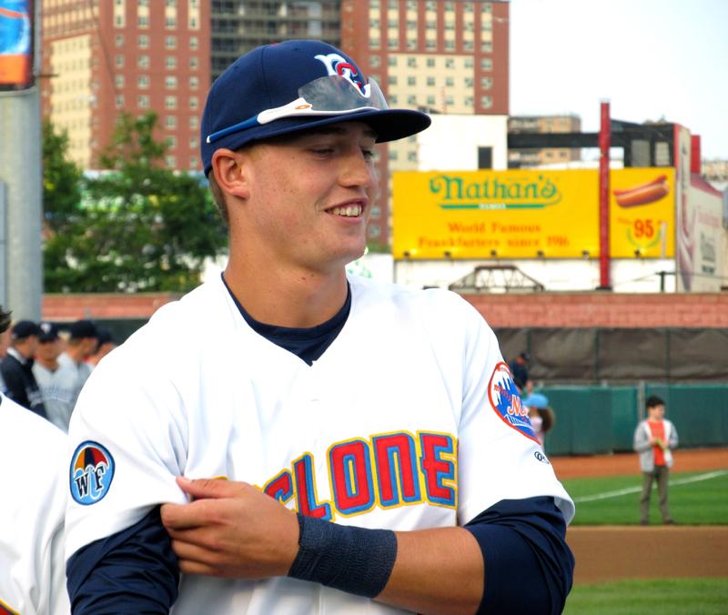 Talkin' Baseball With Mets Prospect Brandon Nimmo