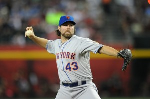 Dickey looks to catch the fish for win No. 19