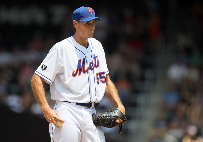 Young Lasts Three Innings, Mets Walk Eleven In 7-5 Loss To Braves
