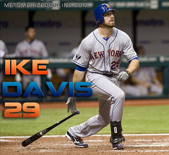 MMO Player Of The Week: Ike Davis