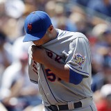 Mets Place Johan Santana On DL With Ankle Injury