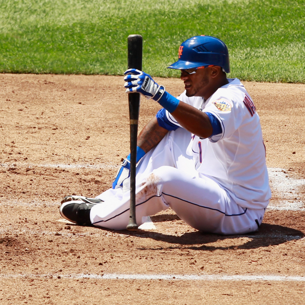 Reeling Mets Fall Under .500 After Sweep By Dodgers