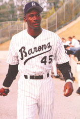 Michael Jordan played a total of 127 games for the Birmingham Barons in 1994