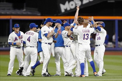 Morning Grind: Look At These 2012 Mets And Tell Me That Clutch Doesn't Exist
