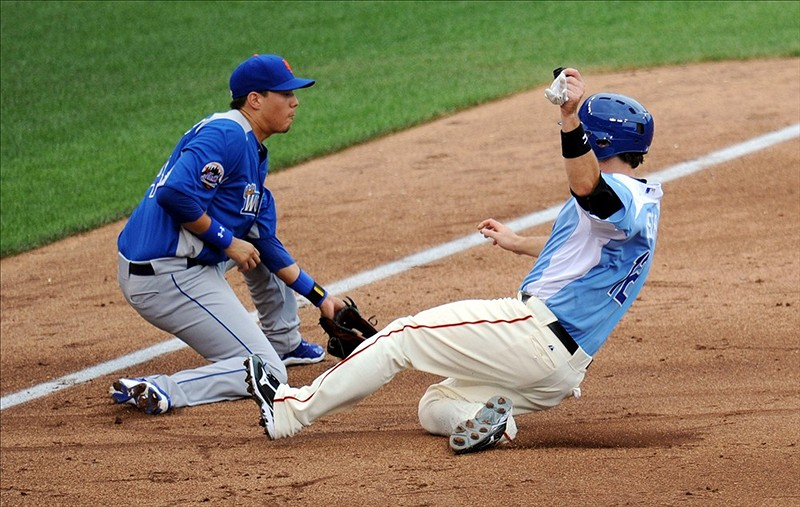 Flores and Wheeler Rep The Mets As US Wins Futures Game 17-5