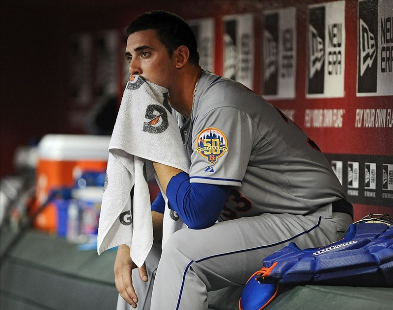 Matt Harvey On Opening Day… Throw Us A Bone Please?