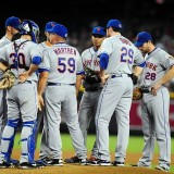 Niese Shelled As Mets Stumble 11-5 To D-Backs
