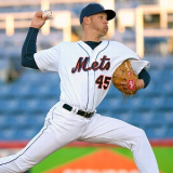 Gonzalez Germen, Not Zack Wheeler Promoted to Buffalo