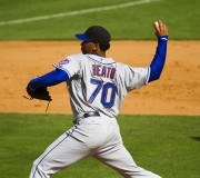 PEDRO BEATO: Mets send reliever packing in Shoppach deal.