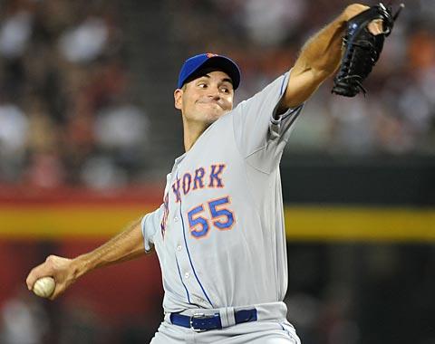 Cedeno Bats Leadoff, Young On The Hill, Mets Looking For Sweep Of Marlins