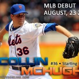 A Smashing Debut For Collin McHugh!