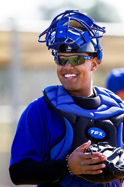 MMO Interview: Binghamton Mets Backstop Francisco Pena