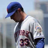 Harvey Hits A Wall In Mets 7-3 Loss To Padres