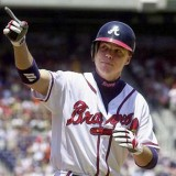 Chipper Jones Says Hell No To The Yankees