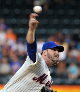 Mat Harvey looks to salvage the final game against the Nats