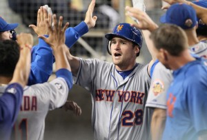 Put your hands together for Daniel Murphy, Doubles Machine!