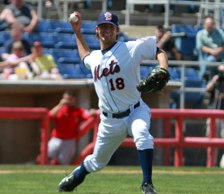 Peavey Pitches B-Mets To 1-0 Victory