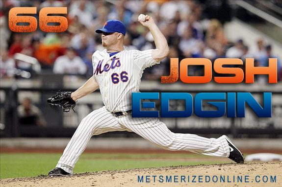 Josh Edgin Is Fearless