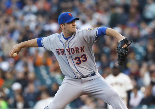 Matt Harvey Tries To End Rocky Start To Mets Homestand