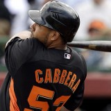 Melky Cabrera Suspended 50 Games For PEDs