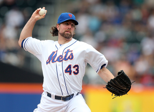 Mets Offense Fails To Back Up Dickey In 5-3 Loss