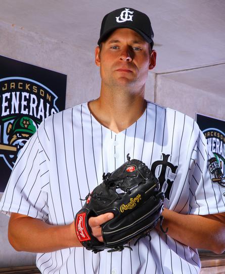 Mets Sign RHP Scott Patterson