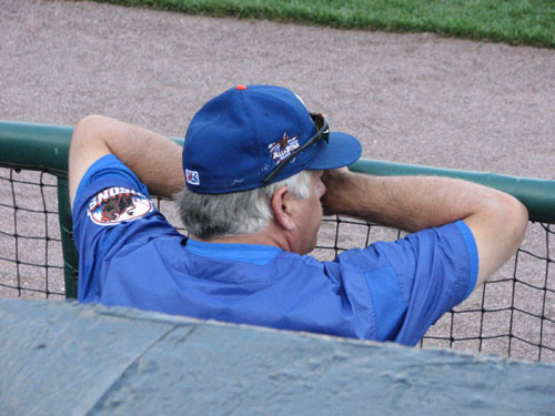 Wally Backman Suspended For Three Games