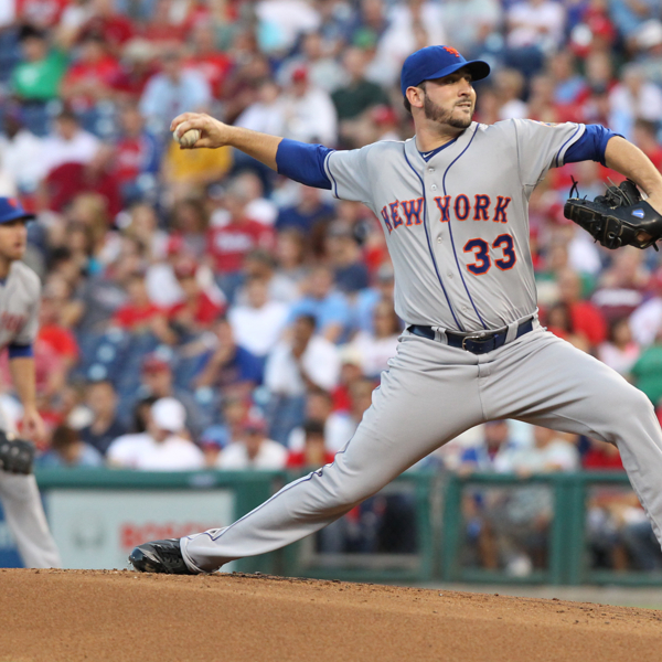 Matt Harvey Strong, Duda Goes Deep In 3-2 Win Against Phillies