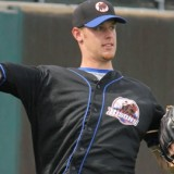 Wheeler Tosses Complete Game Shutout For First AAA Win