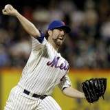 Dickey Allows Two Homers In 3-1 Lose To Phillies