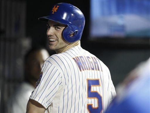 Hefner Blanks Pirates In 6-0 Mets Win, Wright Sets New Franchise Hit Record