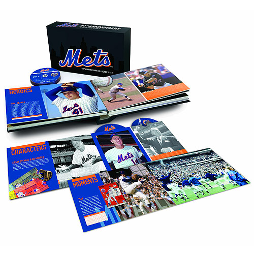 Mets Caption Contest! Win A Free A&E Mets 50th Anniversary 10 DVD Boxed Set!