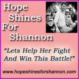 Prayers, Thoughts, Support and Love For Shannon Forde