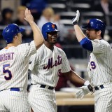 Davis Goes Deep Twice, Mejia Earns First MLB Win, Mets Sink Pirates 6-2