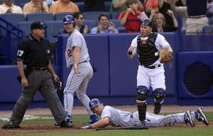 Dodgers blunder