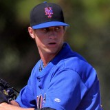 Verrett Struggles, B-Mets Nearly No-Hit In 9-1 Loss