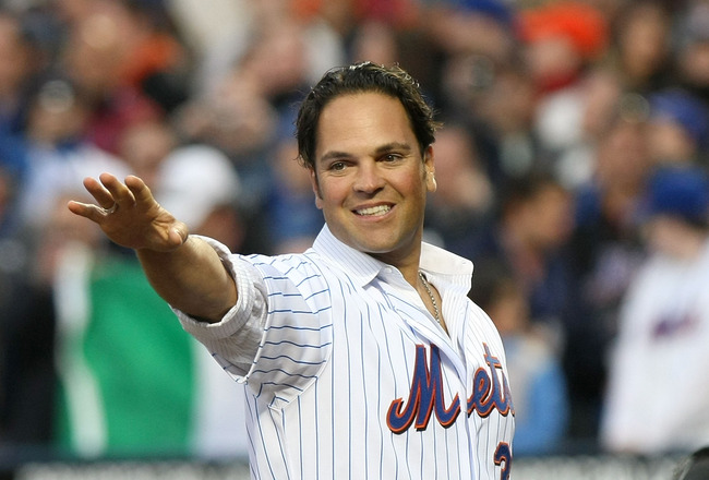 Congrats To Anthony and Michelle Who Win Tickets To See Mike Piazza Inducted To Mets Hall Of Fame!