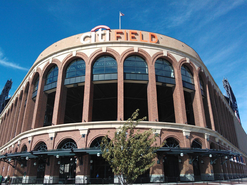 Beautiful Citi Field - Photo by Clayton Collier