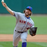 No 21st Win For Dickey, 4-3 Loss To The Fish In Extras