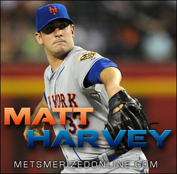 Mets' Matt Harvey Could Be The Next Big Thing