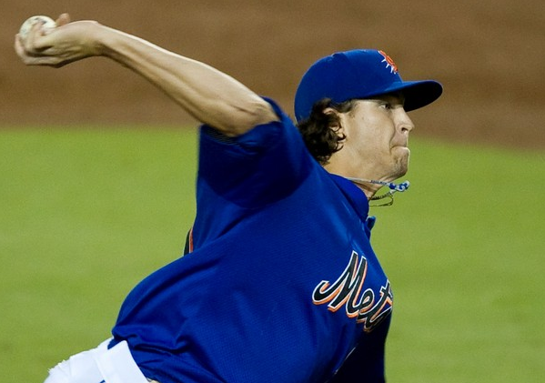 DeGrom Rocked In A Home Run Derby Loss For Binghamton