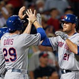 Duda's Blast Spoils Chipper's Party In Mets 3-1 Win Over Braves